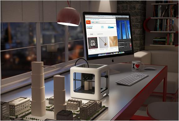 MICRO 3D PRINTER | Image
