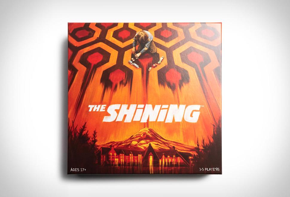 THE SHINING BOARD GAME | Image