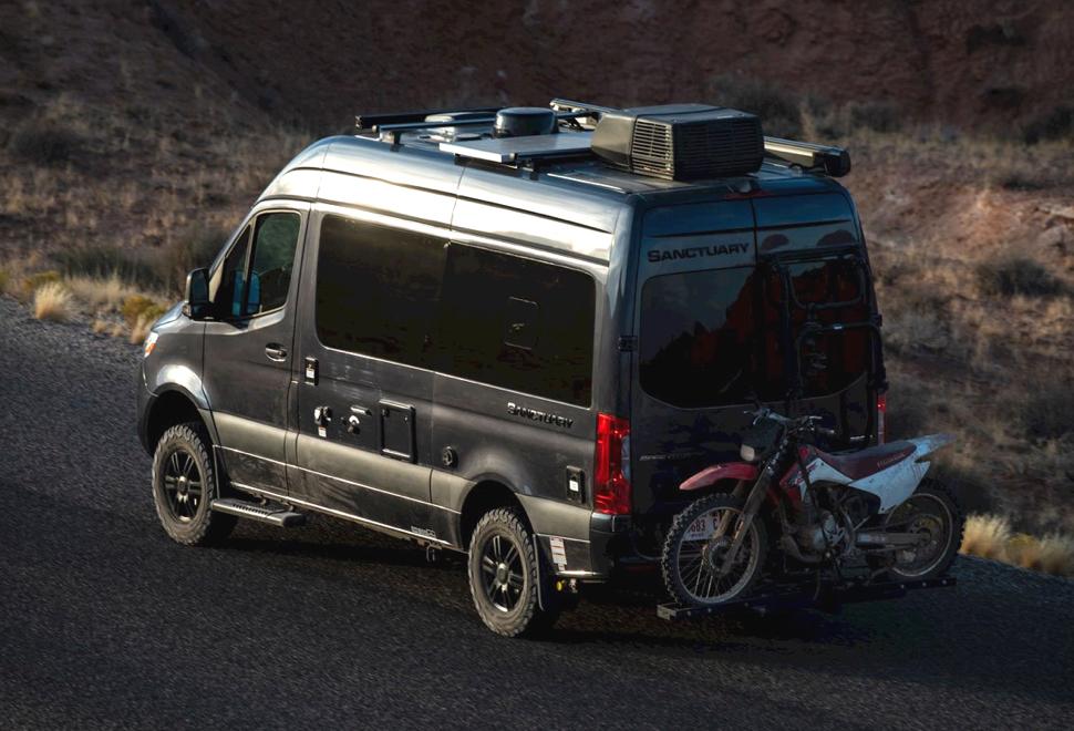 Thor Sanctuary Camper Van | Image