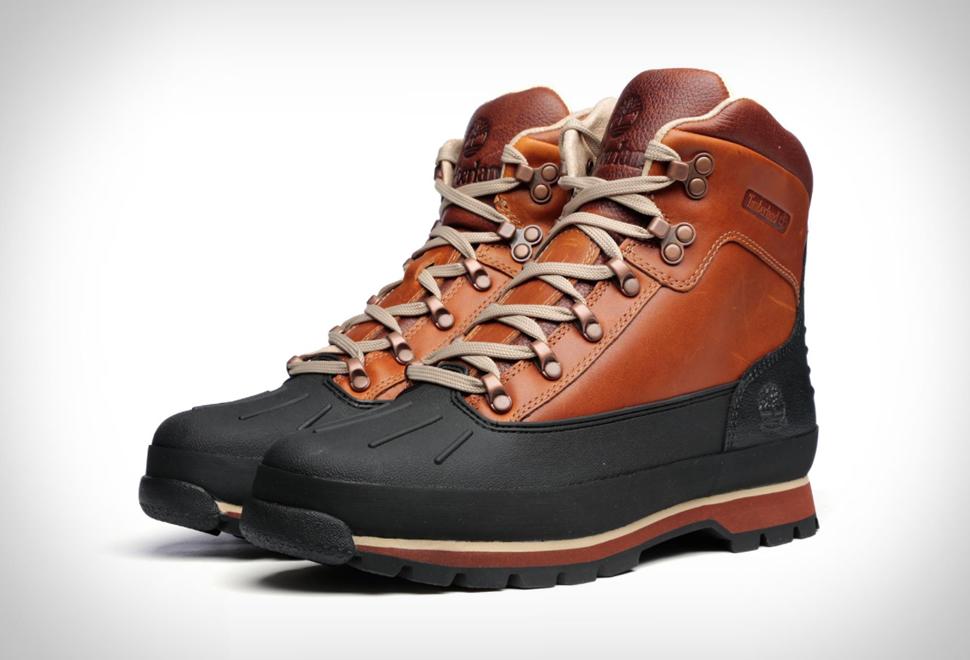 Timberland Euro Hiker Waterproof Boots | Image