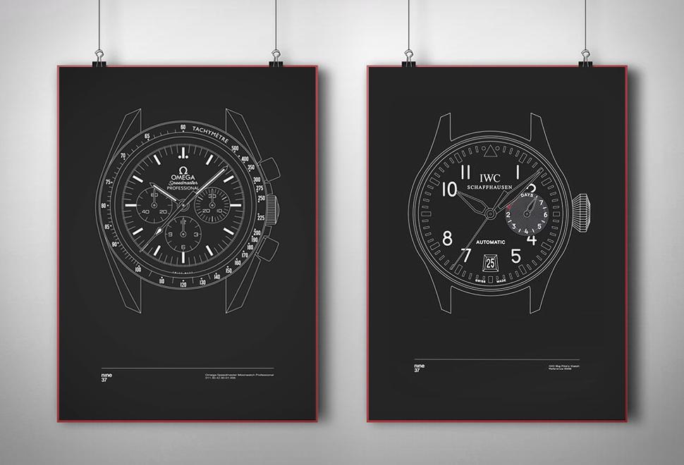 TIMEPIECE PRINTS | Image