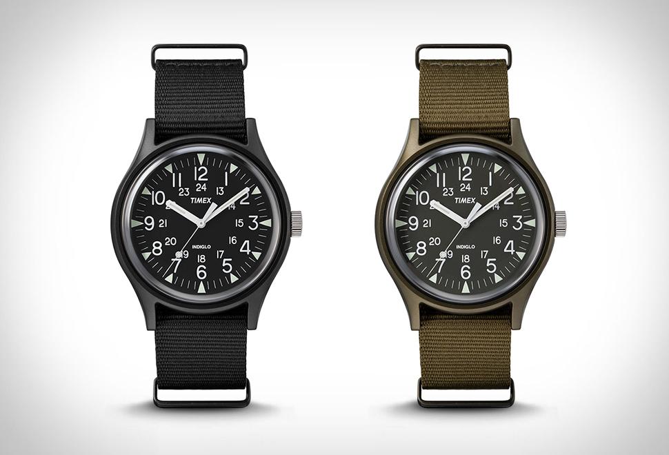 Timex MK1 Aluminium | Image