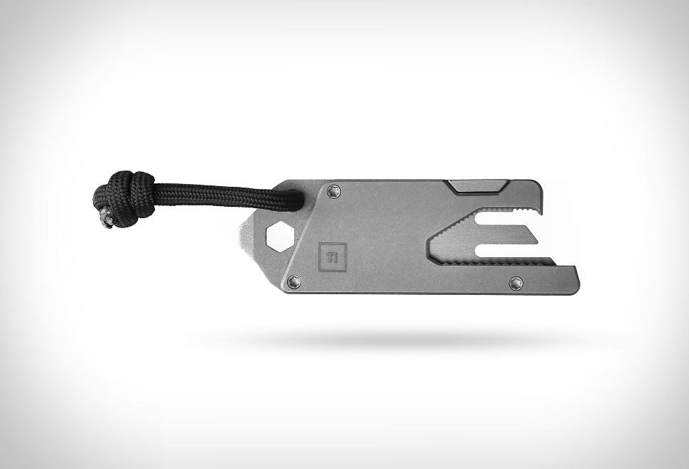 Titanium Pocket Tool | Image