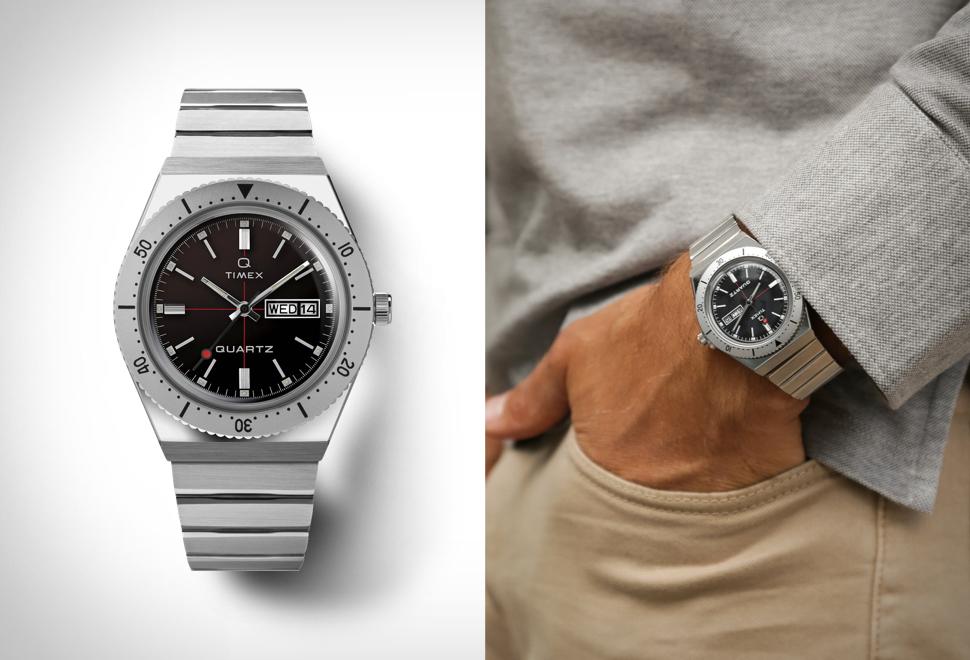 Todd Snyder x Timex Q Bracelet Watch | Image