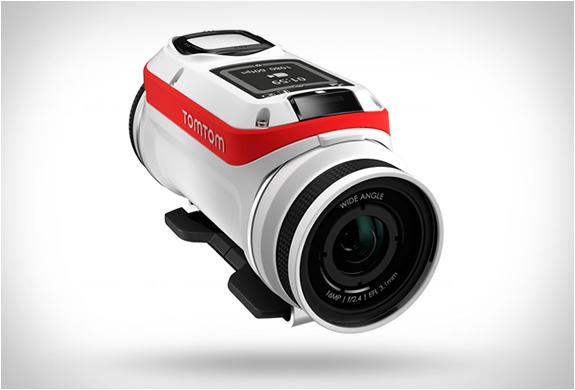 Tomtom Bandit Action-cam | Image