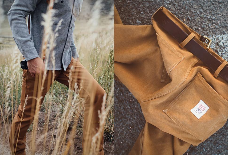 Topo Designs Work Pants | Image