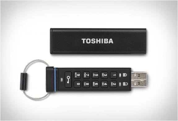 Toshiba Encrypted Usb Flash Drive | Image