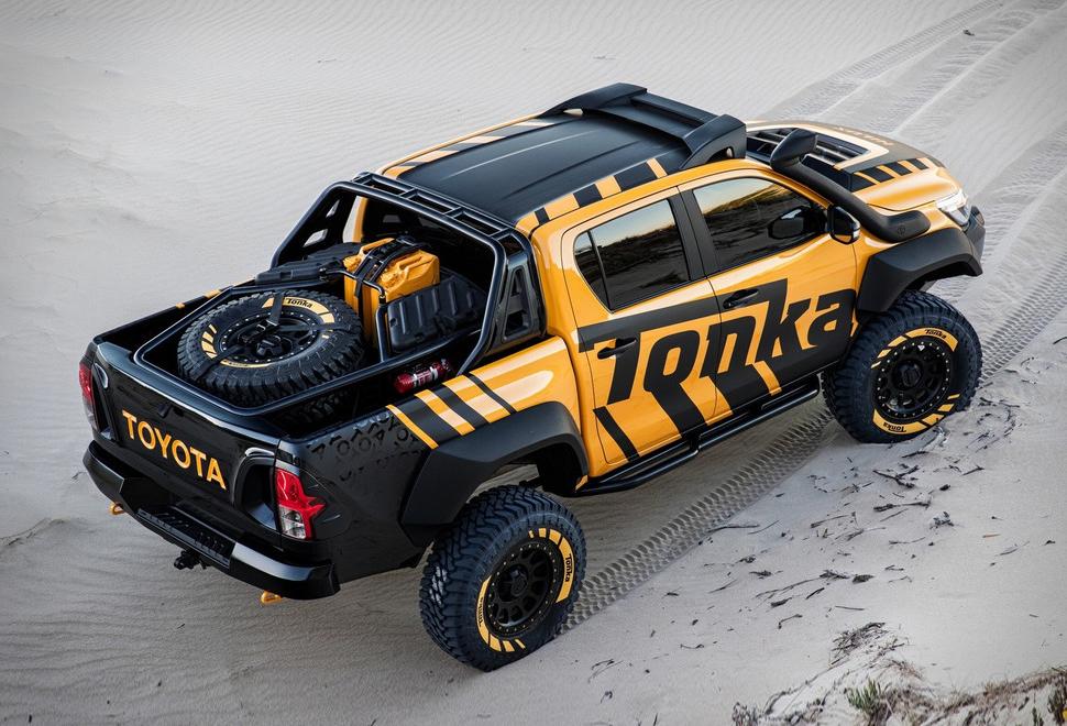 Toyota Hilux Tonka | Image