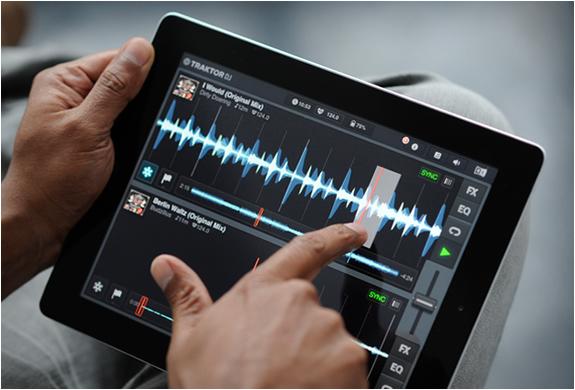 TRAKTOR DJ APP | Image