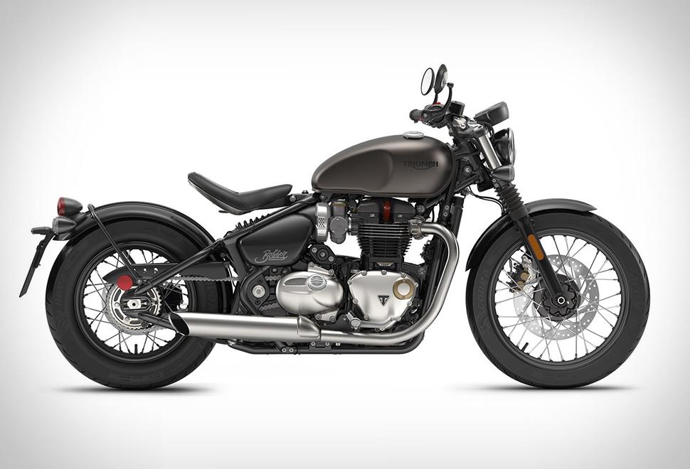 Triumph Bonneville Bobber | Image