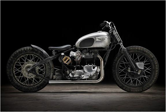 Triumph T120 Bobber | Image