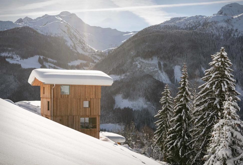 Turmhaus Tirol Chalet | Image
