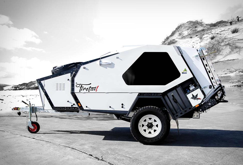 Tvan Camper Trailer | Image