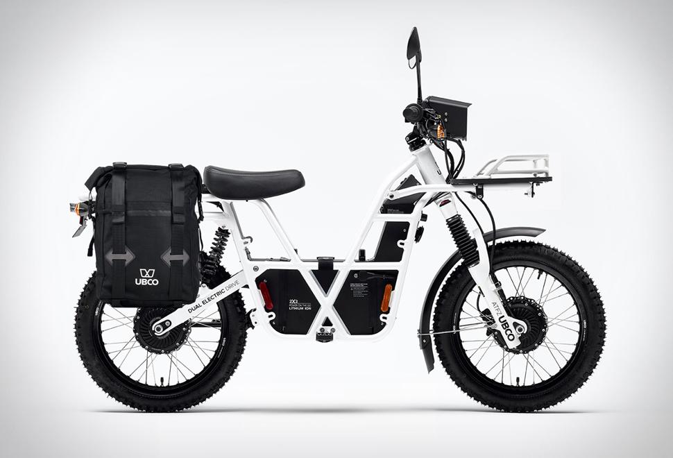 UBCO 2x2 Utility Bike | Image