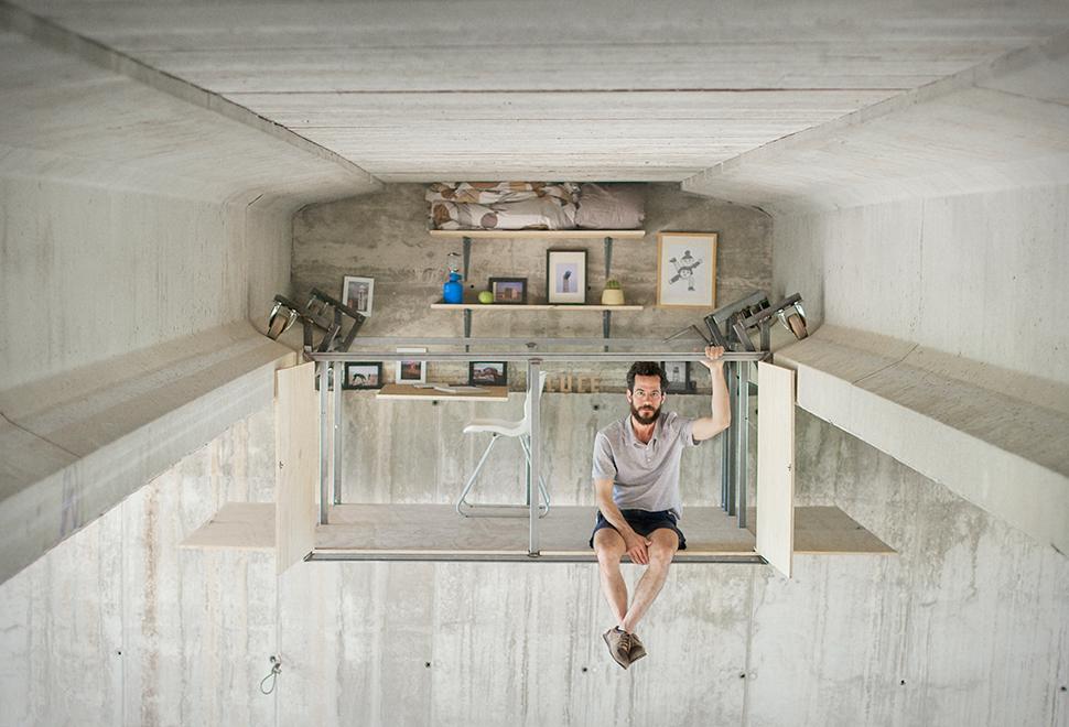 Underpass Studio Workspace | Image