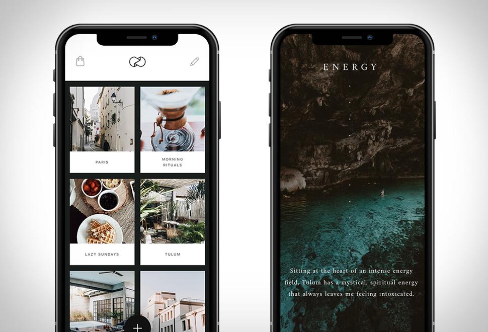Unfold Stories App   Image