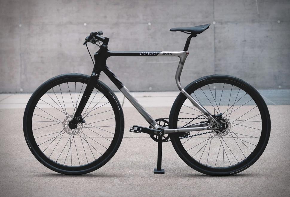 Urwahn x Vagabund Stadtfuchs Bike | Image