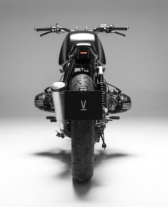 Vagabund Moto Bmw R80rt