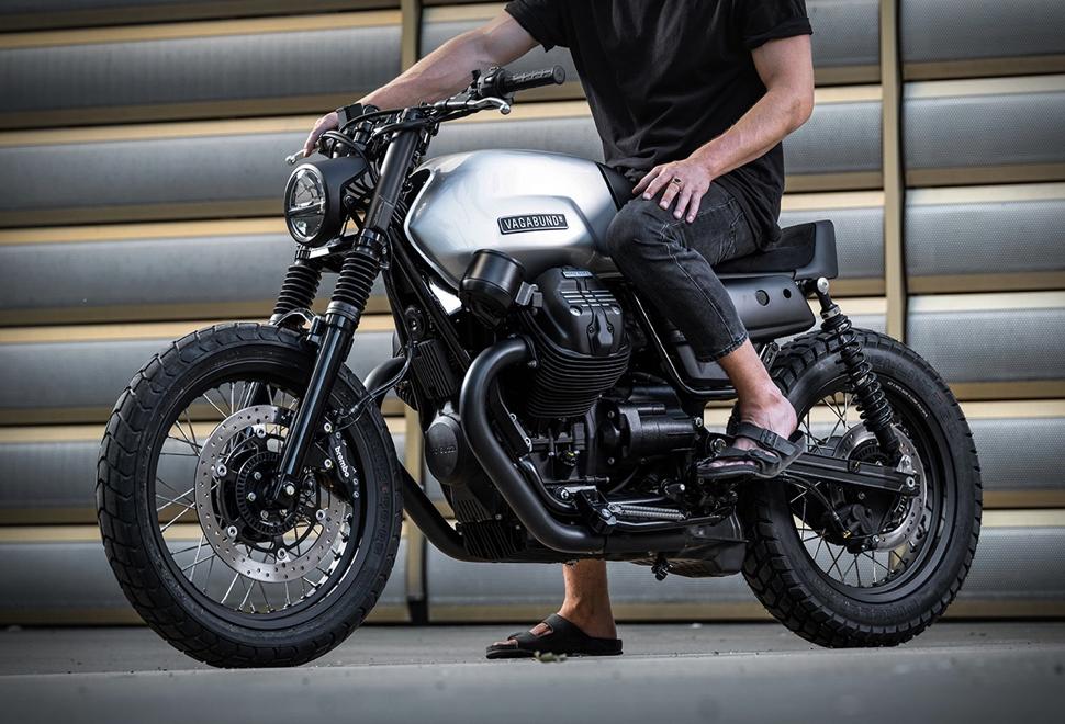 Vagabund Moto Guzzi V7 | Image