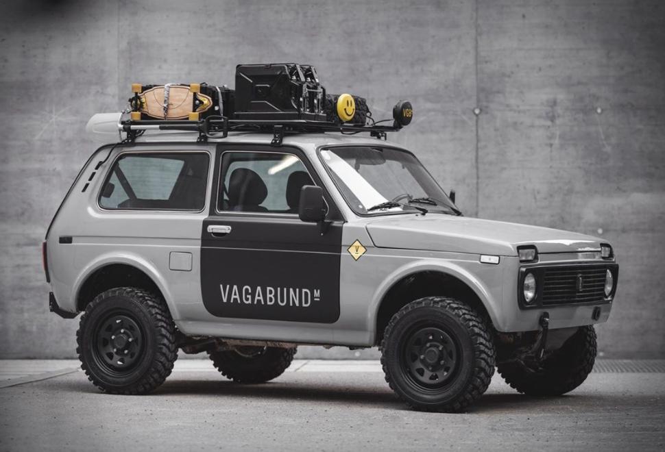 VAGABUND MOTO LADA | Image