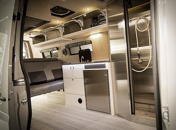 Mercedes Camper Van >> Valhalla 4x4 Camper