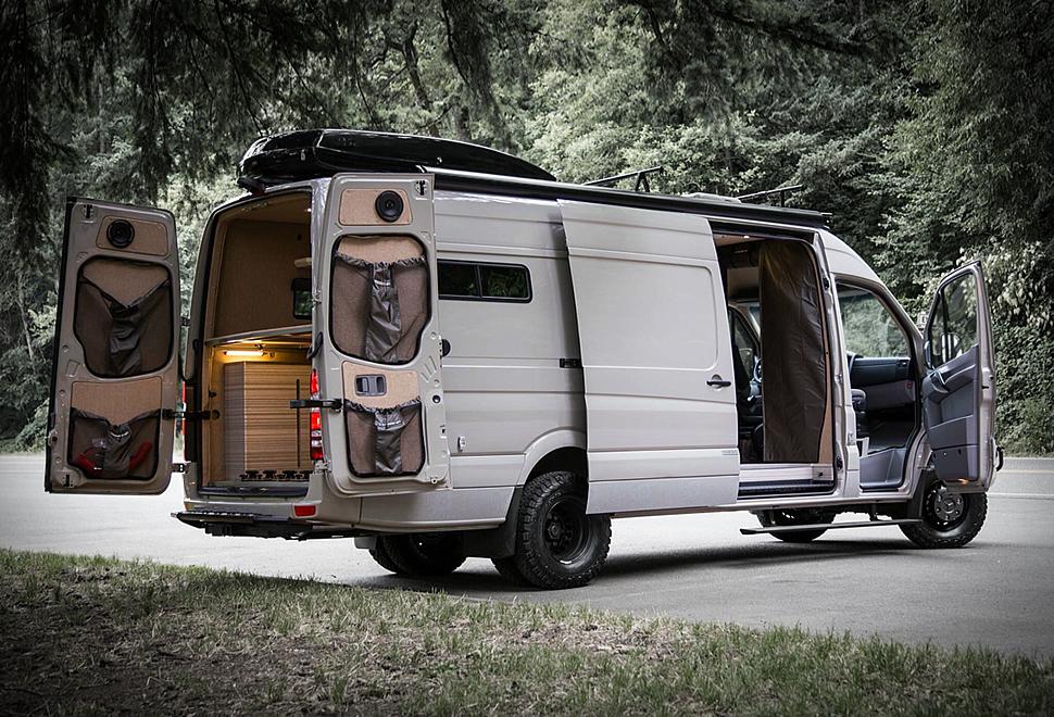 Valhalla 4x4 Camper | Image