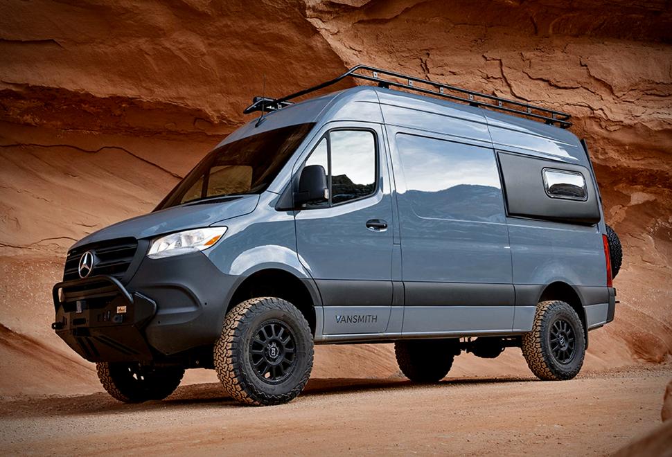 Vansmith Camper Van