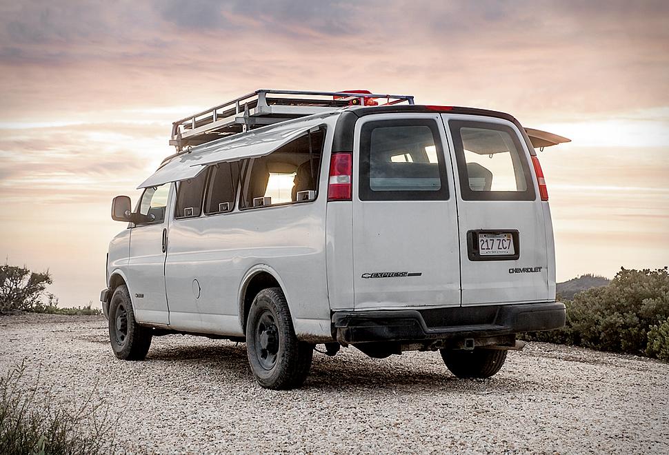 Vanual Camping Van | Image
