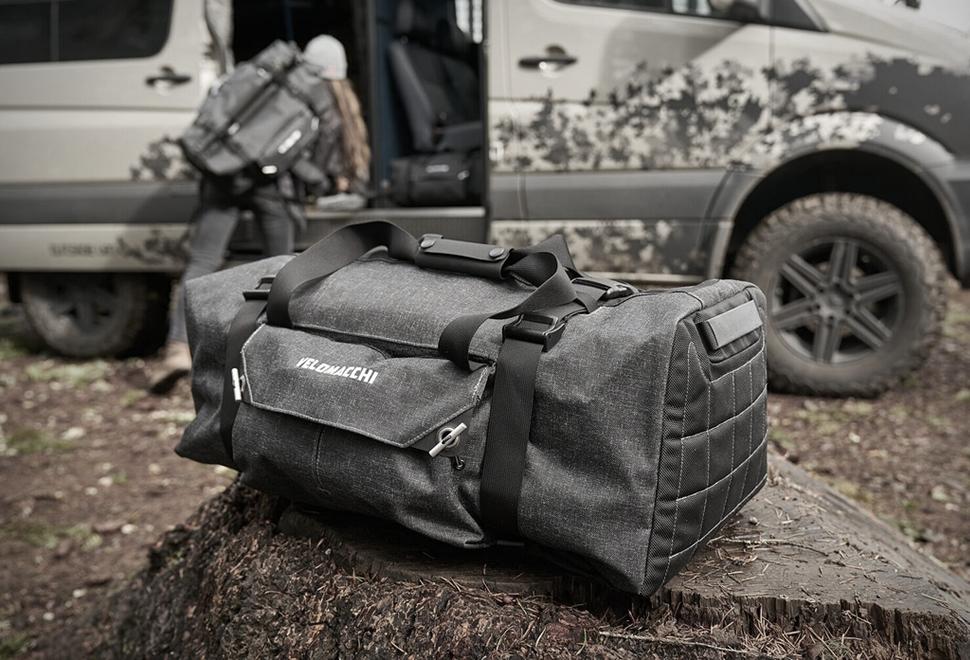 Velomacchi Hybrid Duffel Pack | Image