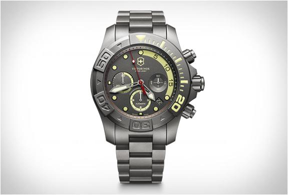 Victorinox Dive Master 500 Titanium | Image