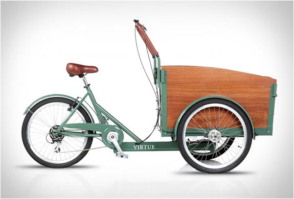 Virtue Cargo Bikes | Image