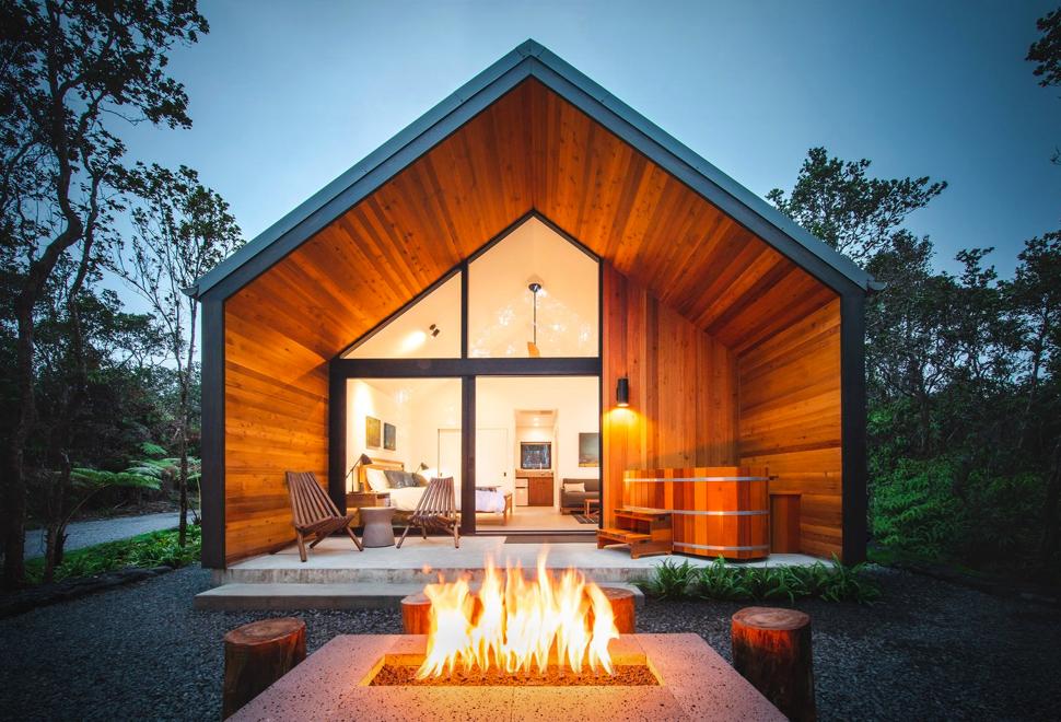 Volcano Cabin | Image