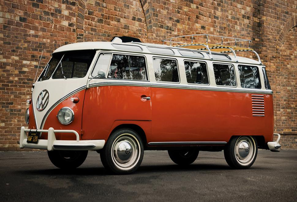 Volkswagen e-BULLI Electric Microbus | Image