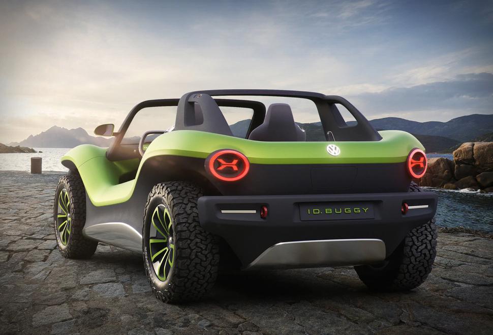 Volkswagen Electric Dune Buggy Image