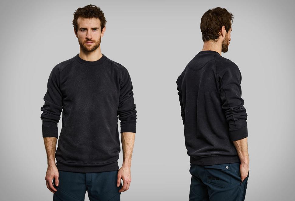 Vollebak 100 Year Sweatshirt | Image