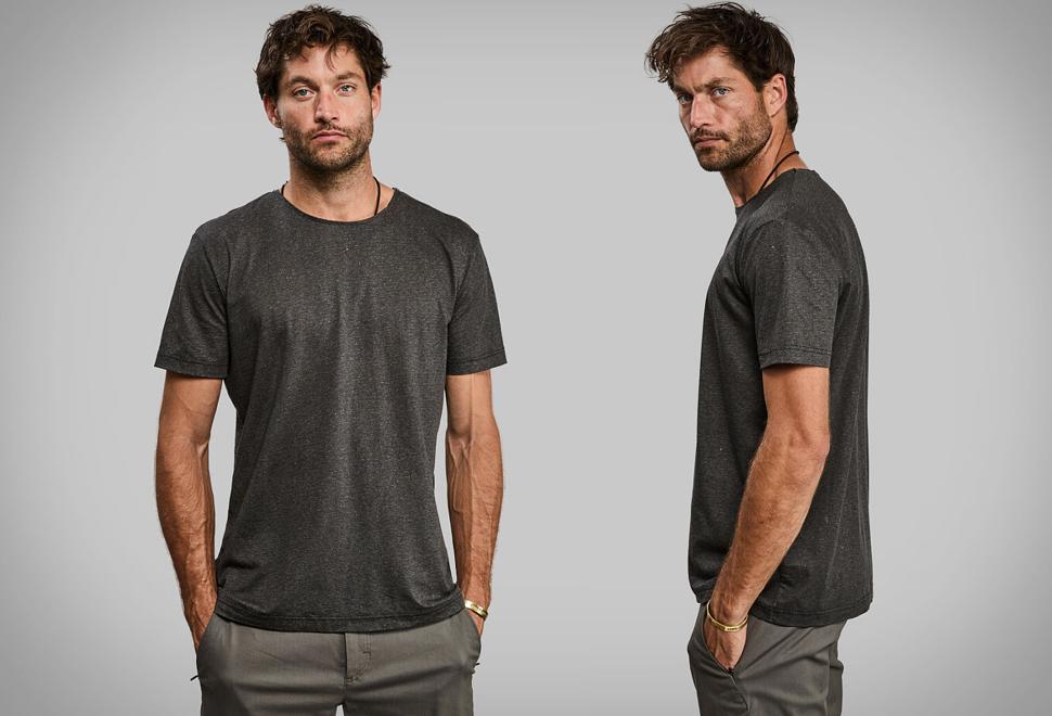 Vollebak Black Algae T-Shirt | Image