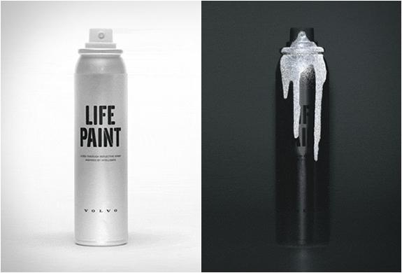 Volvo Lifepaint | Image