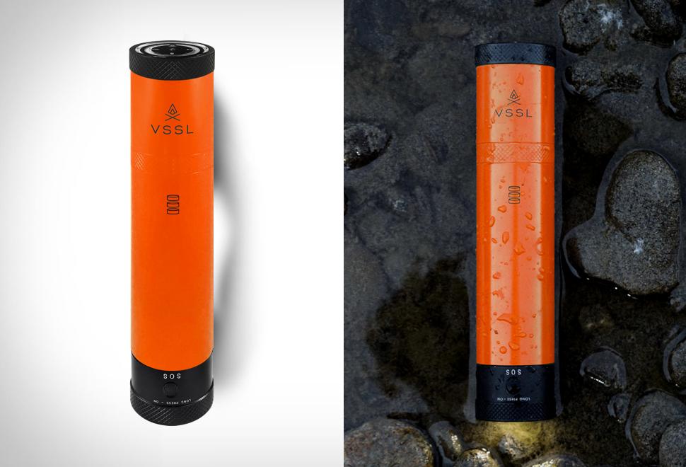 VSSL Camp Supplies Searcher Orange | Image