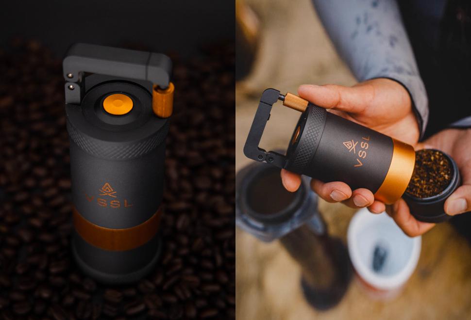 VSSL Java Handheld Coffee Grinder | Image