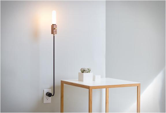 WALD PLUG LAMP | Image