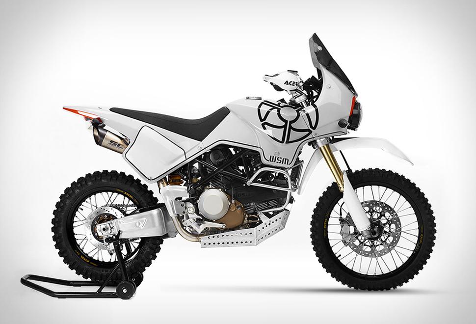 Walt Siegl Dual Sport Ducati | Image