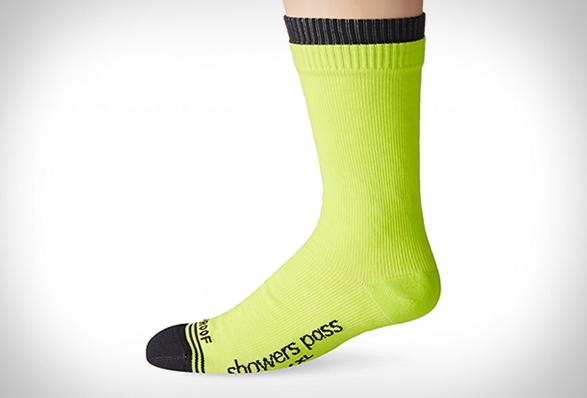 Waterproof Crew Socks