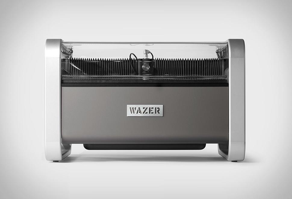Wazer Desktop Waterjet Cutter | Image