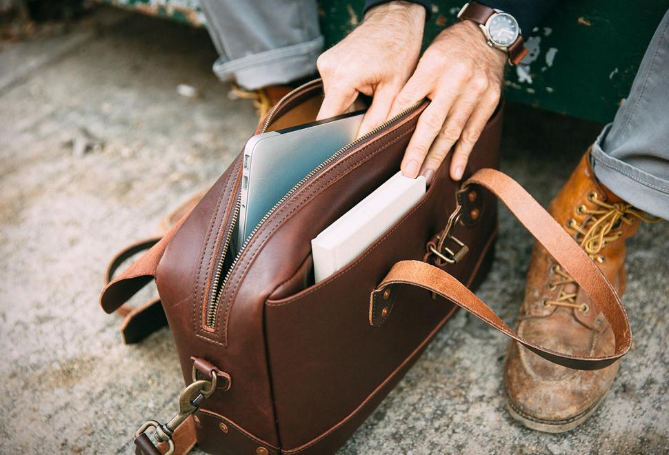 Zip-top Briefcase | Image