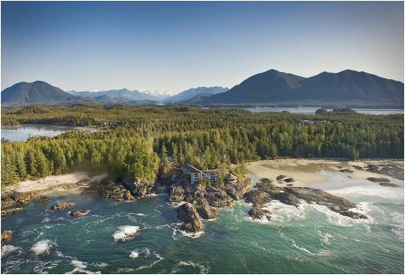 Wickaninnish Inn | Tofino Canada | Image
