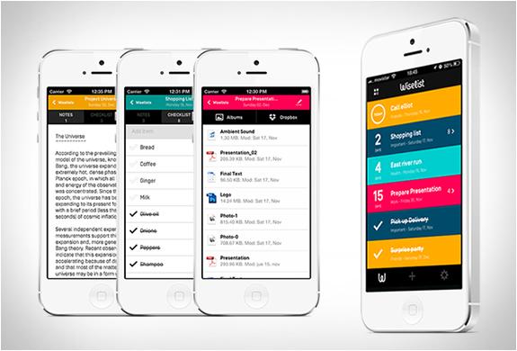 Wiselist App | Image
