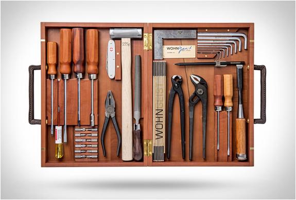 Wohngeist Tool Set | Image