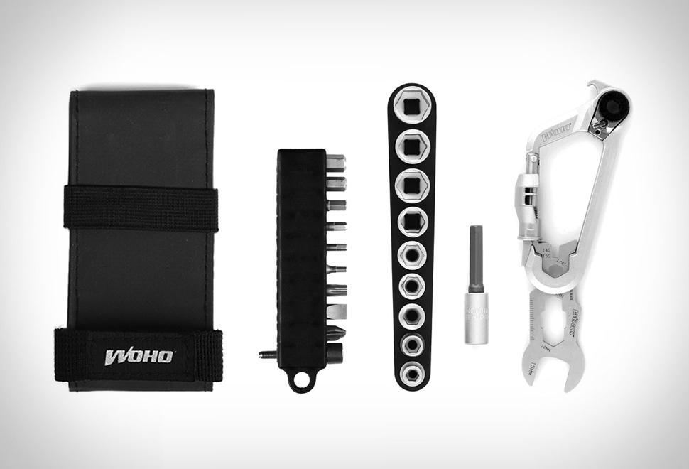 WOKit 2.0 Carabiner Multi-Tool | Image