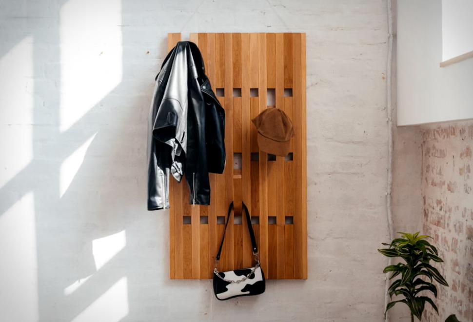 Wood Wall Hanger | Image
