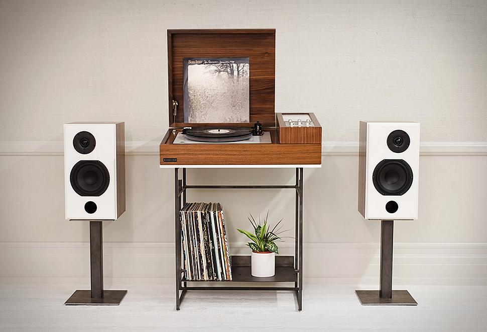 Wrensilva Loft Record Console | Image